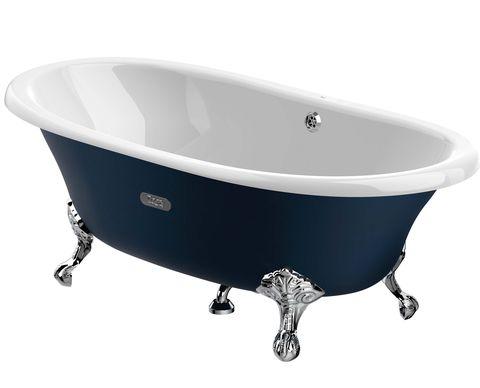 Bañera de hierro esmaltado