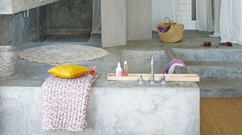 Bañeras de obra