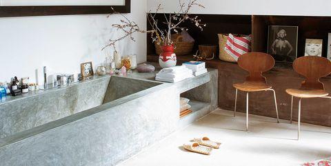 fotos de ideas de azulejos de bañera 6 Tendencias En Revestimientos Para Baos Ideas Para