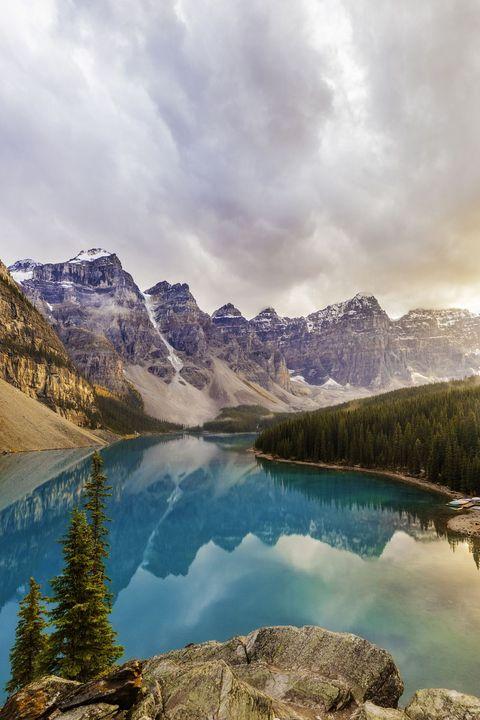 バンフ国立公園(カナダ)