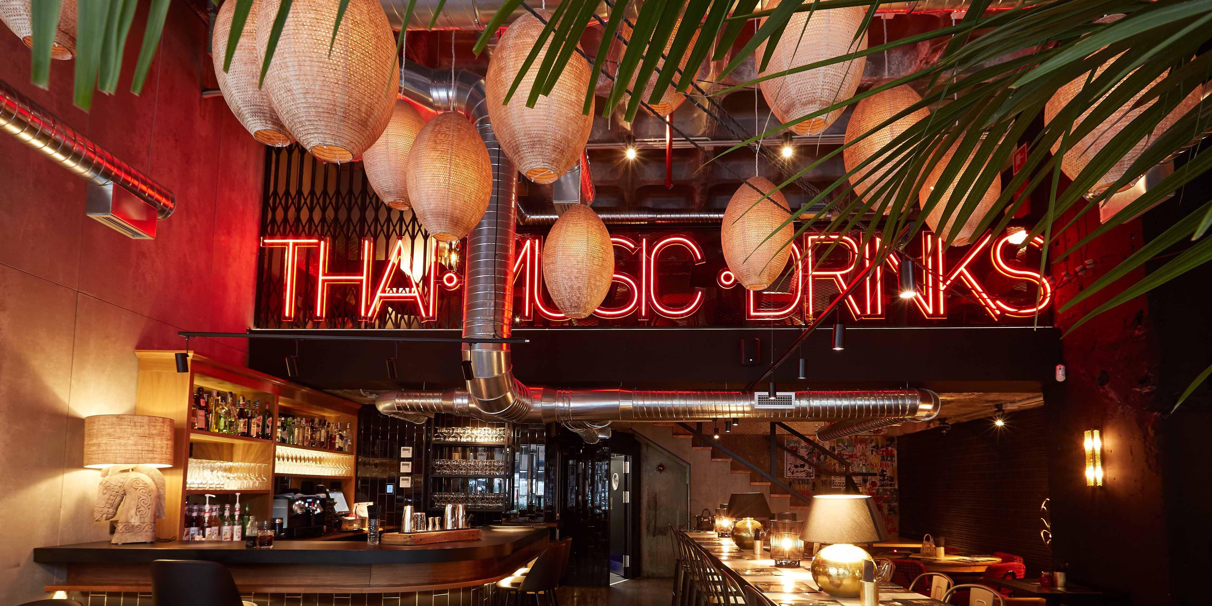 Bang Cook, restaurante tailandés en Madrid