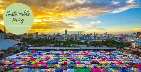 Bangkok - sustainable tourism