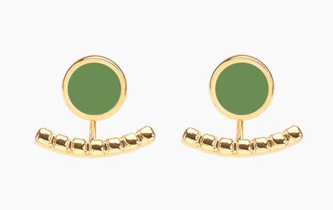 orecchini piercing bangle up