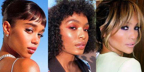 Face, Hair, Eyebrow, Nose, Hairstyle, Lip, Chin, Cheek, Forehead, Beauty,