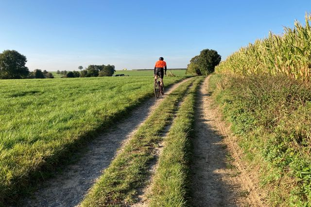route download gravelroute in zuid limburg