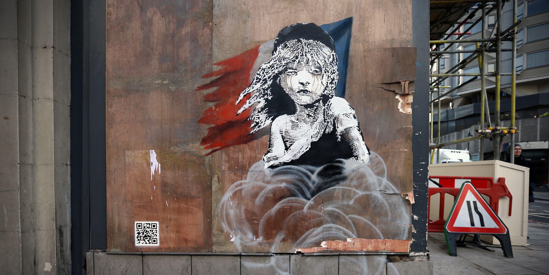 banksy los miserables