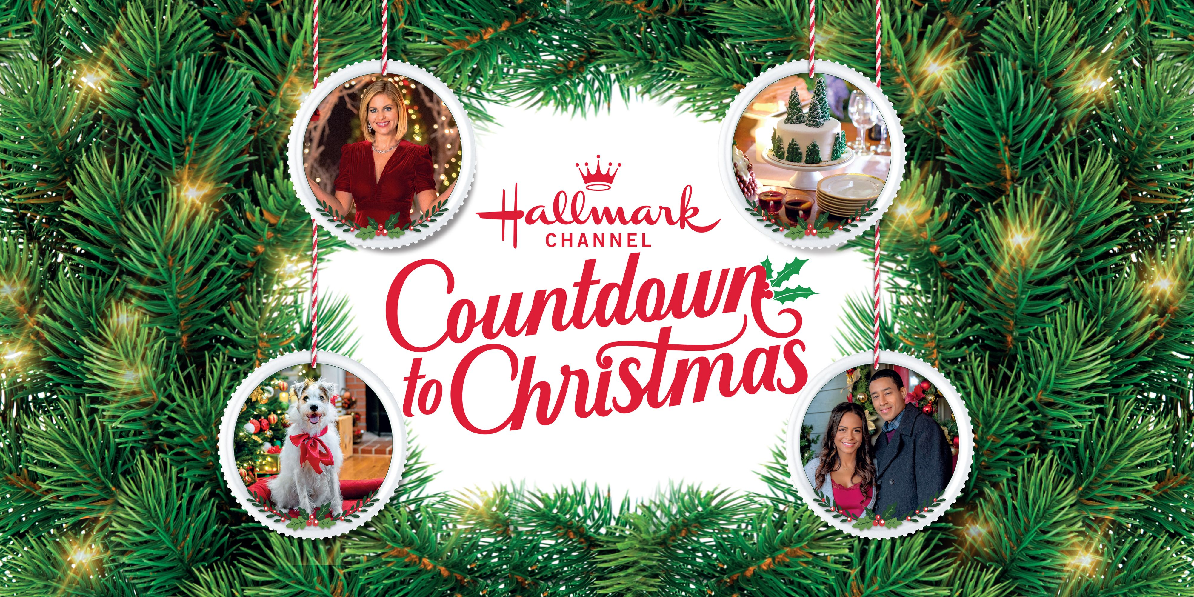 Countdown To Christmas 2020 Hllmark Order the Country Living Hallmark Channel Countdown to Christmas Book