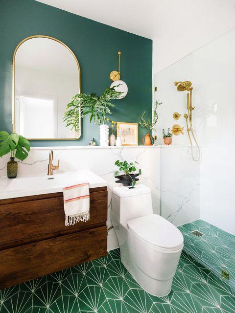 cuarto de baño reformado