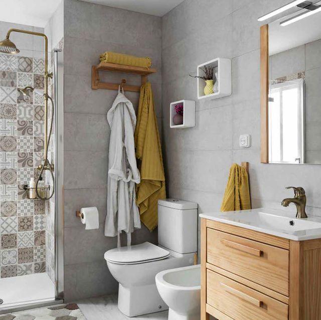 Ideas para hacer que tu baño se ajuste a tus necesidades