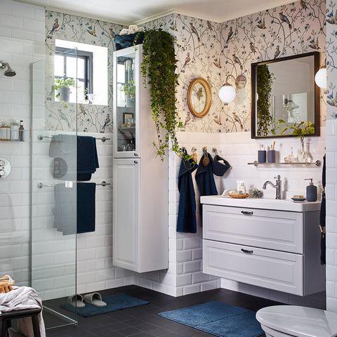 4 cuartos de baño, 4 estilos muy actuales - Tendencias