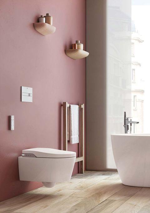 baño de color