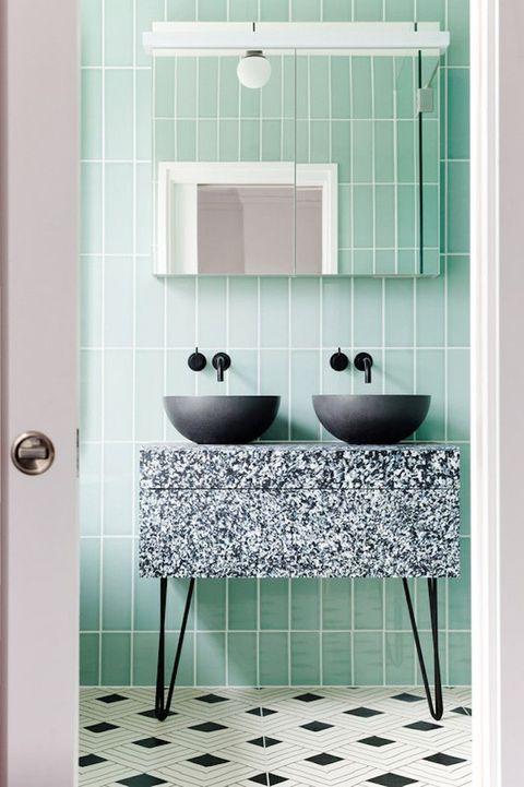 Vintage Bathroom Tiles For Sale