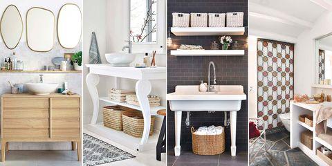 Cuartos de baño con diferentes estilos - Copia el estilo