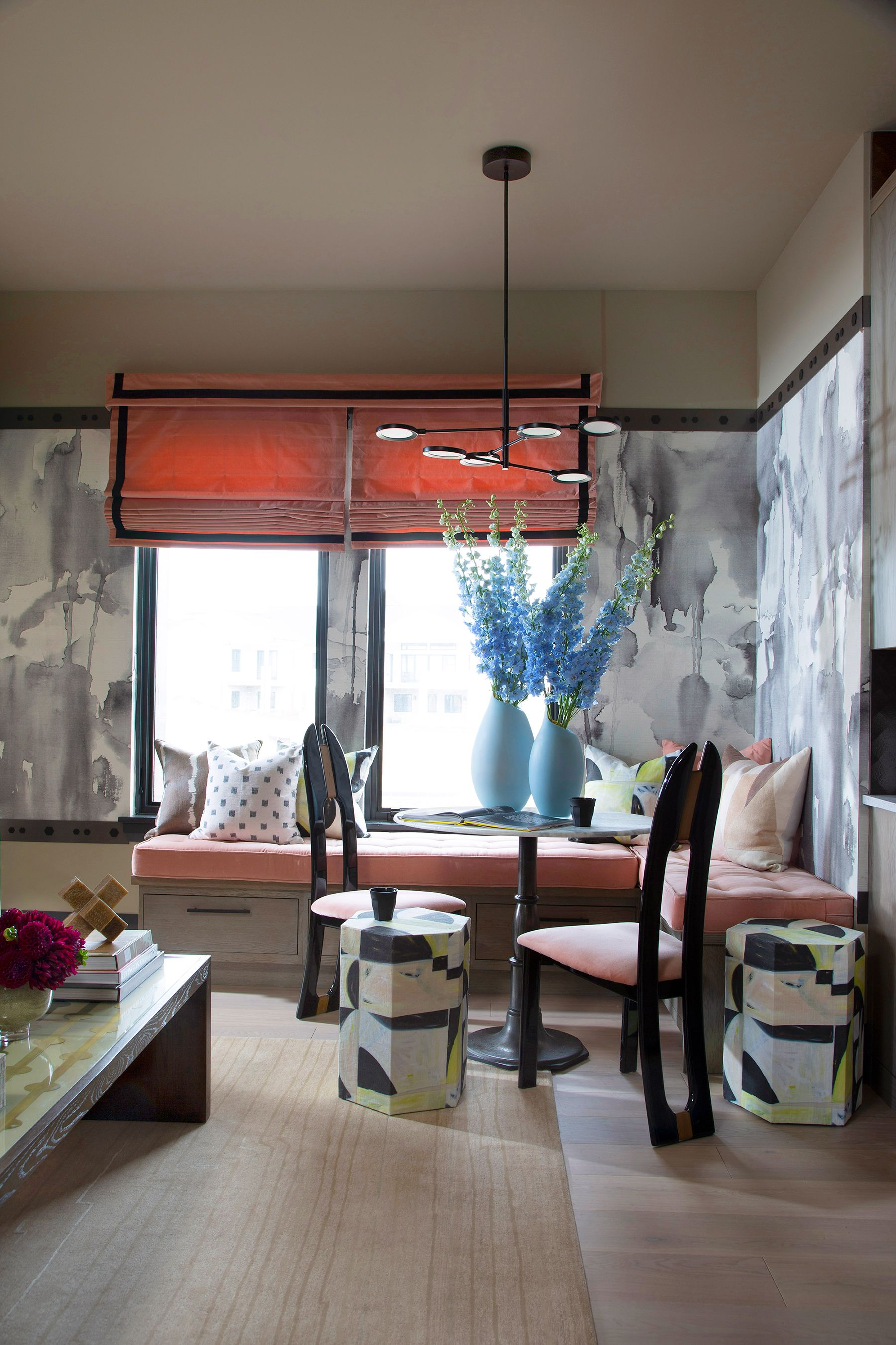 15 Stylish Banquette Seating Ideas Dining Nook Design Examples