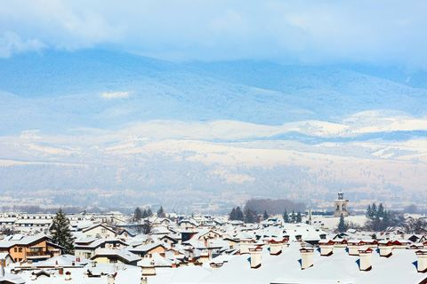 Bansko cheap ski holidays