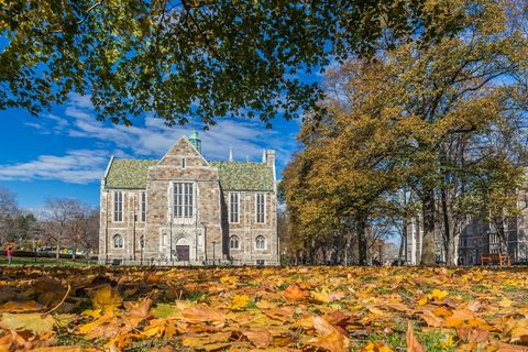 America's Most Beautiful Colleges
