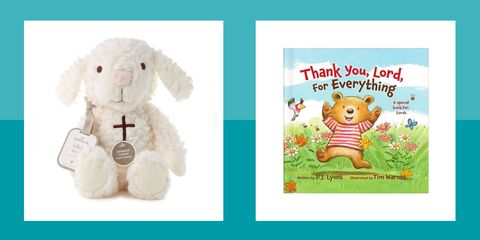 0d7d424287454 22 Meaningful Baptism Gifts - Christening Gift Ideas for Boys   Girls