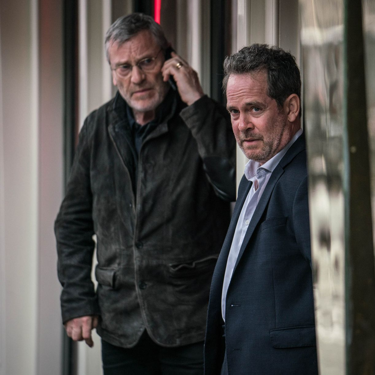Baptiste episode 1: Who is Tom Hollander's character Edward Stratton and why is he lying?
