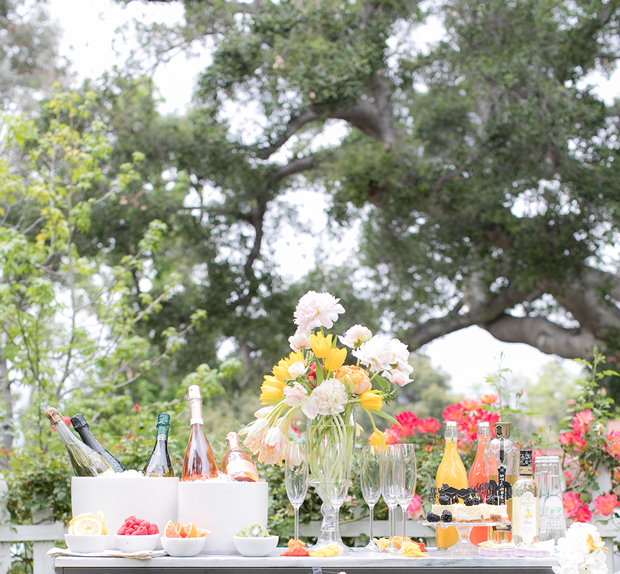 How To Create The Best Mimosa Bar Ever