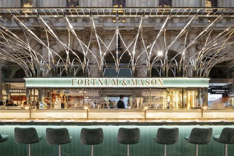 Fortnums at The Royal Exchange