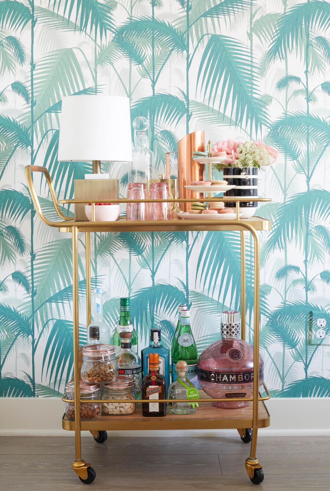 Courtesy of Zeke Ruelas for Emily Henderson Designs & 20+ Best Home Bar Ideas - Cool Home Bar Designs Furniture and Decor