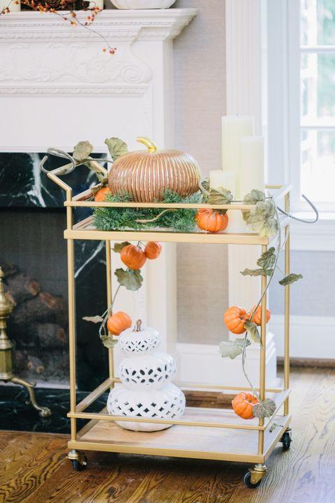 elegant halloween decorations