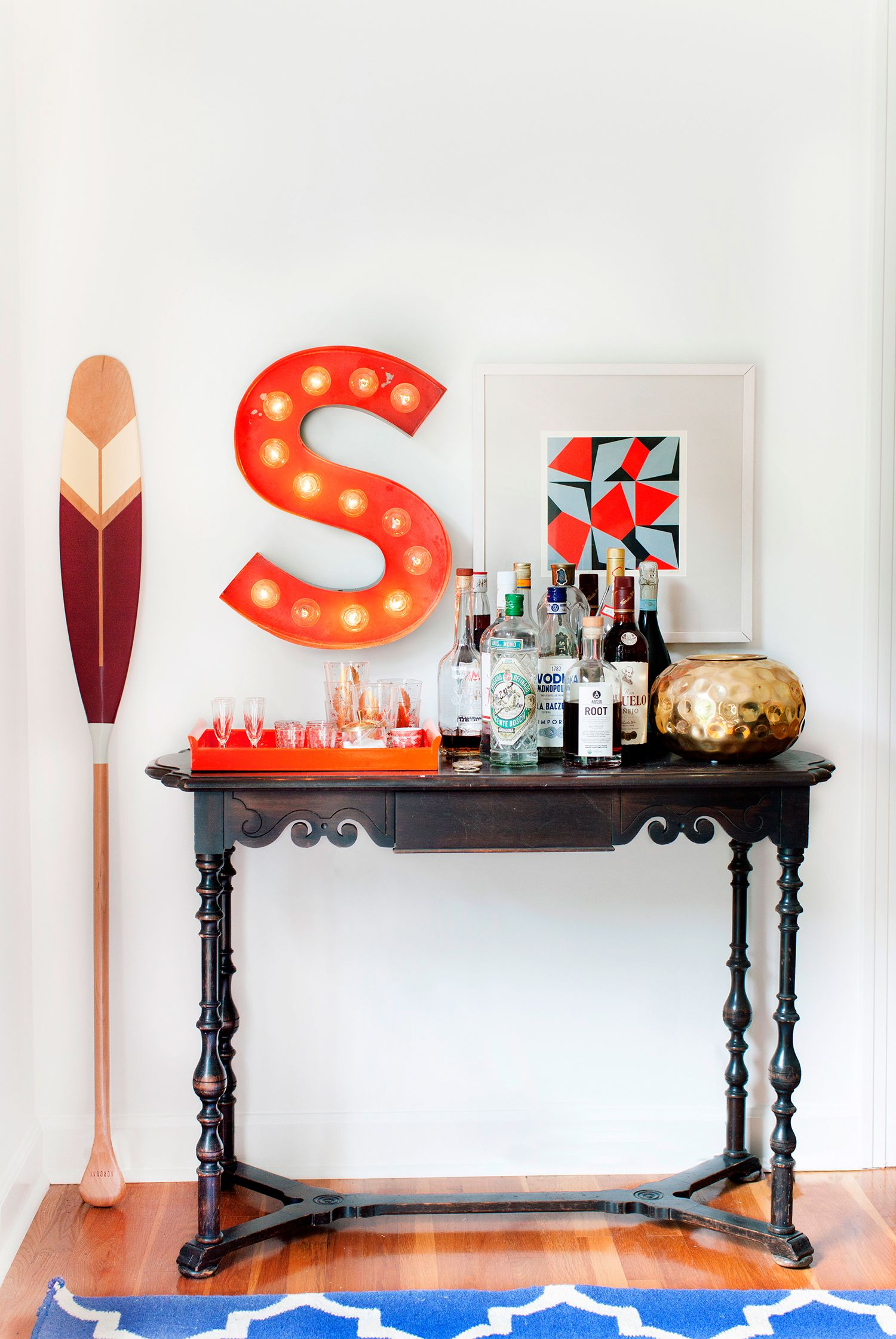 11 Unique Bar Cart Ideas Creative Bar Cart Styling Tips