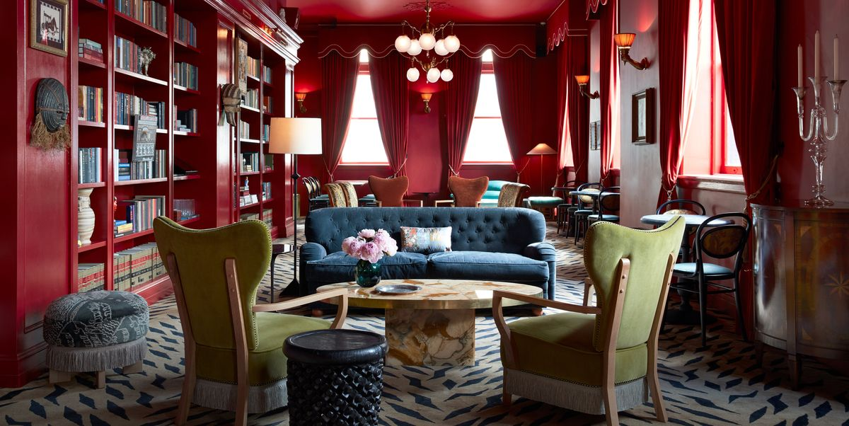 Pamela Shamshiri shares her top decorating tips and little black book