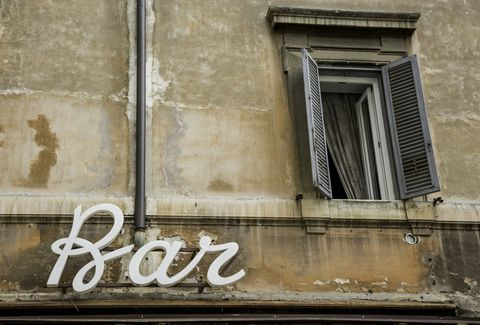 Wall, Text, Architecture, Window, Facade, Font, Balcony, Line, Material property, Building,
