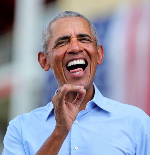 horror, famosos en apuros, barack obama