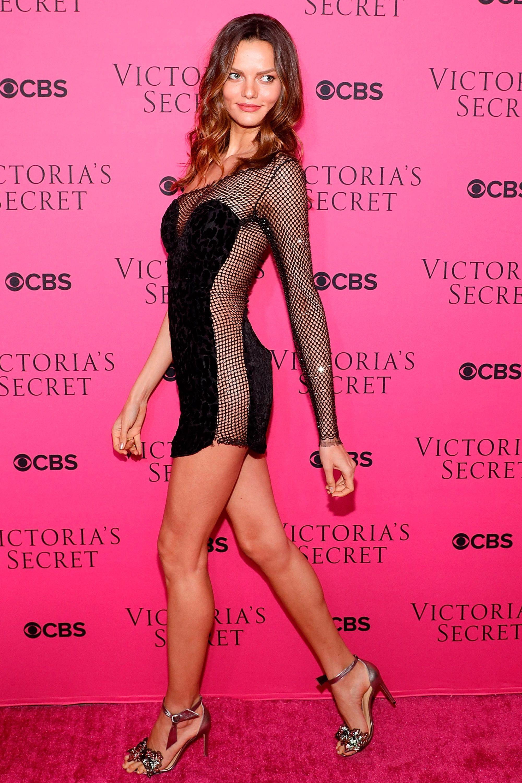 Revealing Victoria's Secret dresses