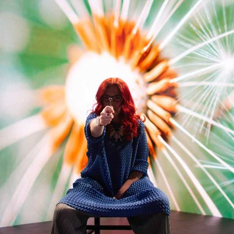 barbara franchin fotografata da giuliano koren