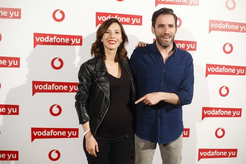 Borja Sémper y Bárbara Goenaga