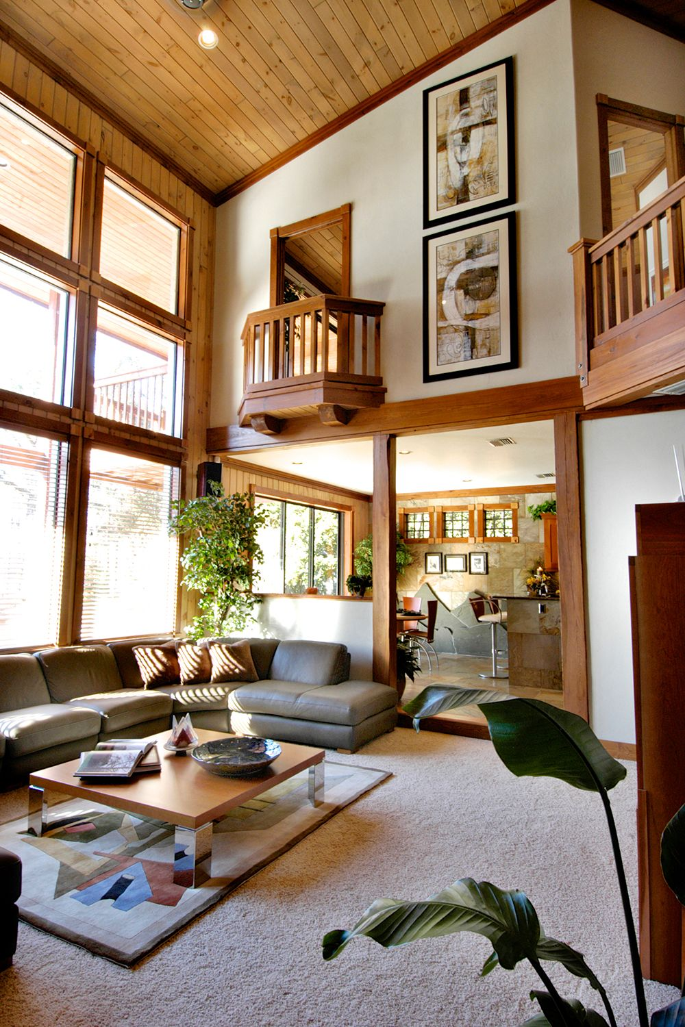 Image of: 32 Wood Ceiling Designs Ideas For Wood Plank Ceilings