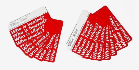 barbara-kruger-metrocards