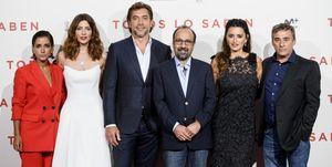 'Todos Lo Saben' Madrid Premierebarbara-lennie-inma-cuesta-javier-bardem-asghar-farhadi-penelope-cruz-eduard-fernandez