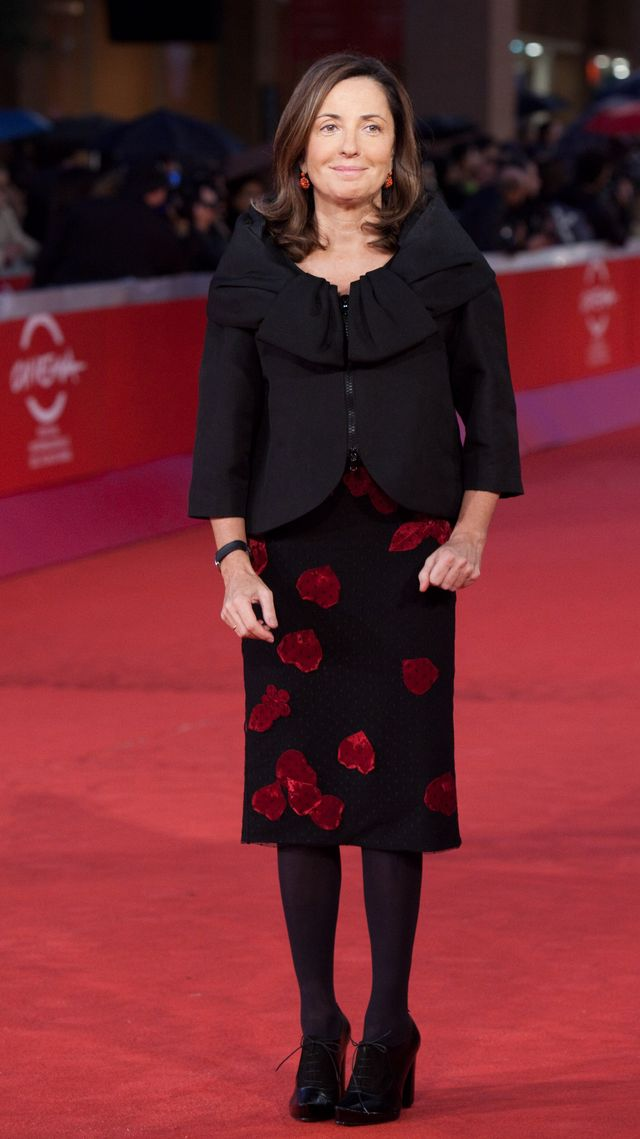 rome   october 23  barbara palombelli attends the official awards ceremony during day 9 of the 4th international rome film festival held at the auditorium parco della musica on october 23, 2009 in rome, italy  photo by elisabetta a villawireimage