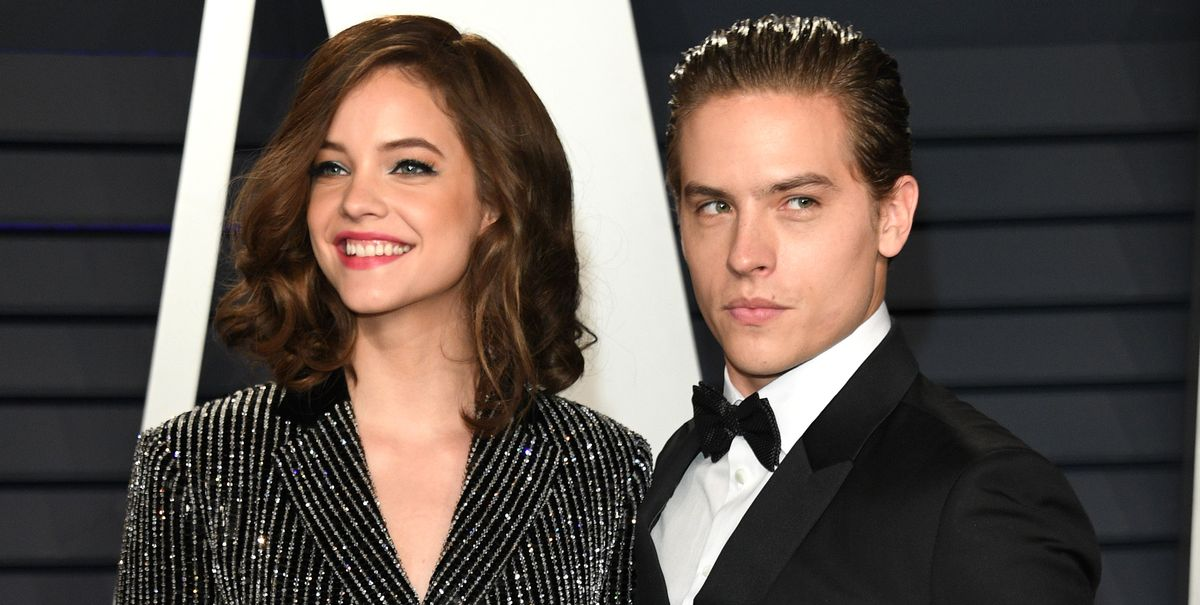 Dylan Sprouse Called Out Barbara Palvin S Haters When She Became A Victoria S Secret Angel