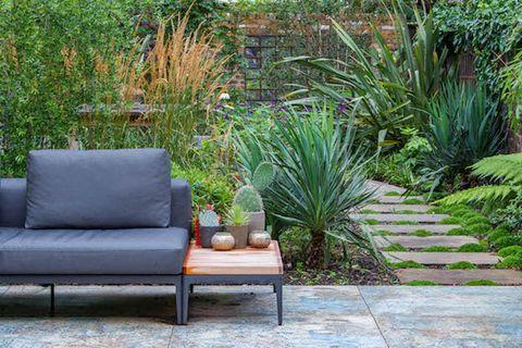 Garden design photo
