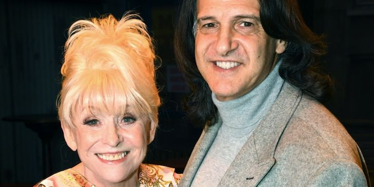 c8133915e76f EastEnders legend Barbara Windsor makes rare public appearance following  Alzheimer's diagnosis
