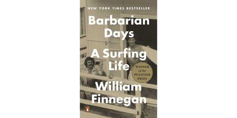 barbarian days, william finnegan