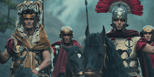 barbarians netflix serie
