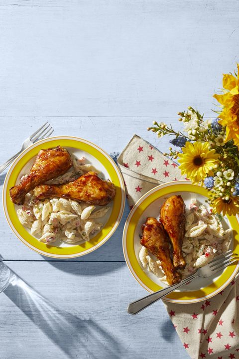 barbecue chicken drumsticks recipe