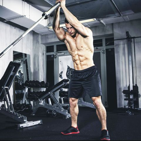 Shoulder Workout To Avoid Pain How To Use The Landmine Press