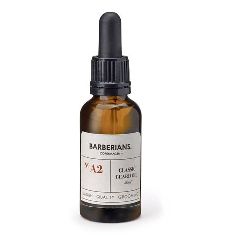 barberians copenhagen classic beard oil  baardolie