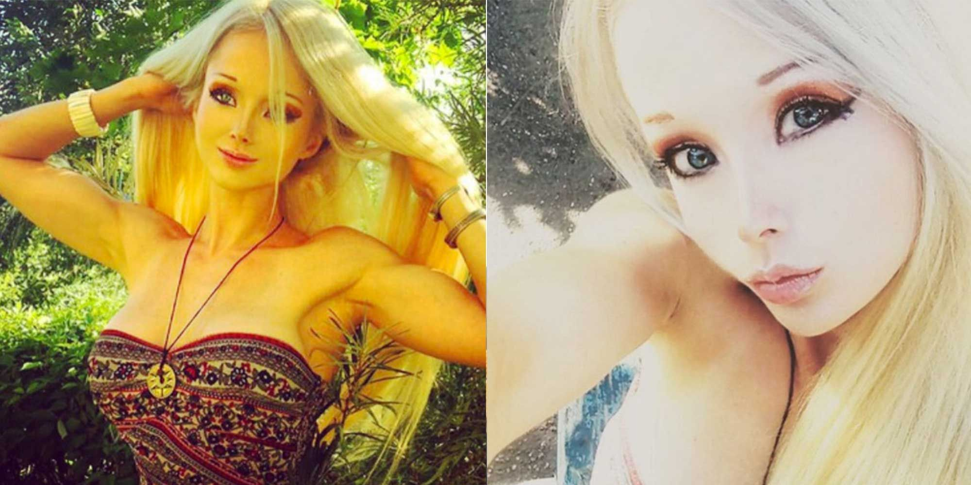 """""""Human Barbie"""" Valeria Lukyanova Goes On a Rant About """"Ugly"""" Women"""