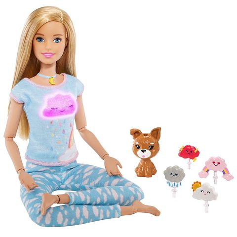 Barbie Breath with me