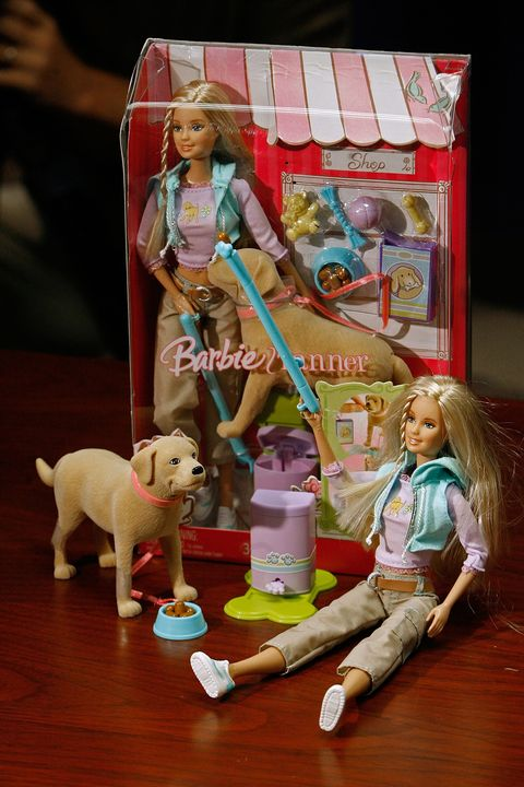 barbie and tanner Safety Commission Announces Major Toy Recall