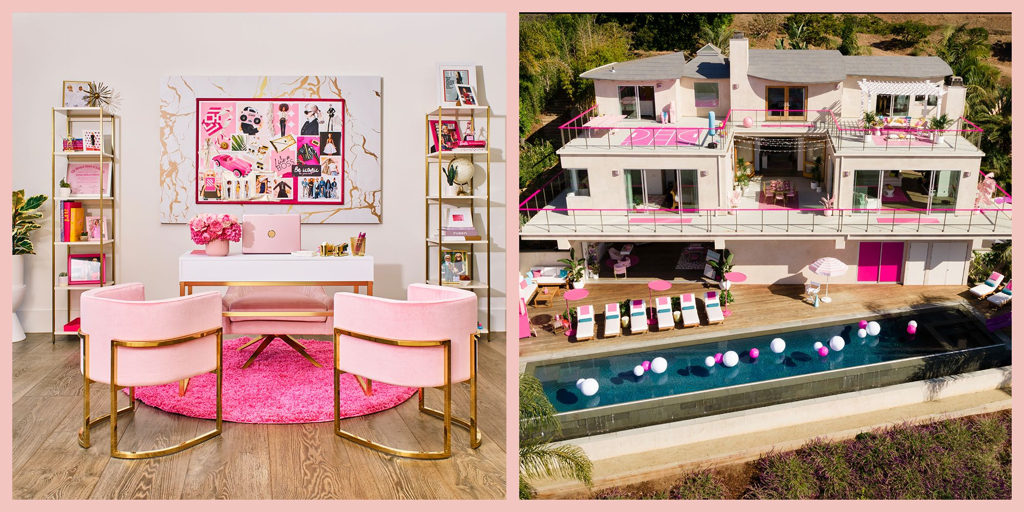 Spend the Night at Barbie's Malibu Dreamhouse - See Inside ... on