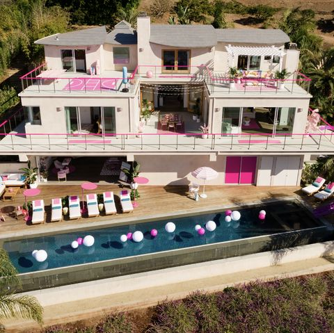 barbie malibu dreamhouse airbnb